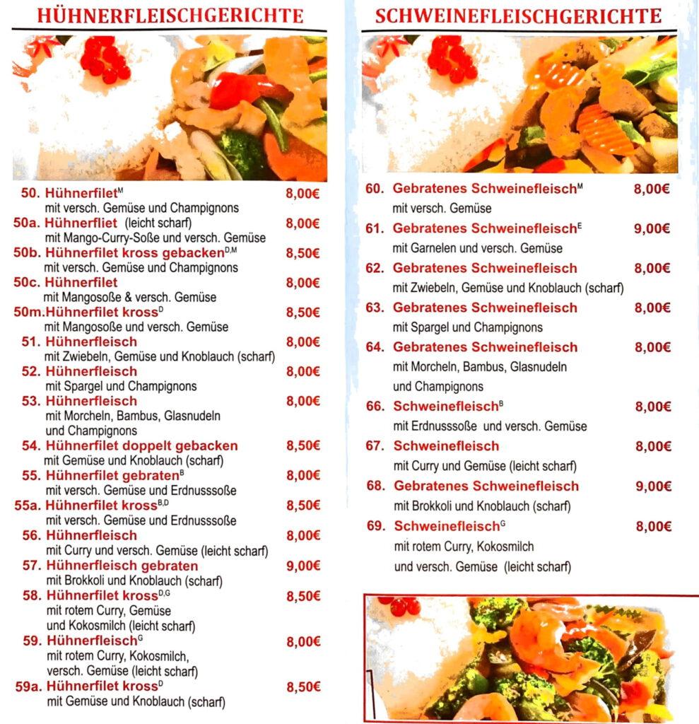 3 günstige asiatische Küche leckere japanische Sushi Bar feine Mittagessen