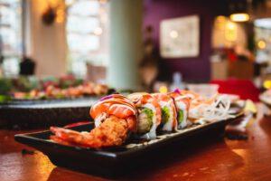 Asia Imbiss Bremmerhaven leckere asiatische Essen günstige Mittagessen feine japanische Sushi