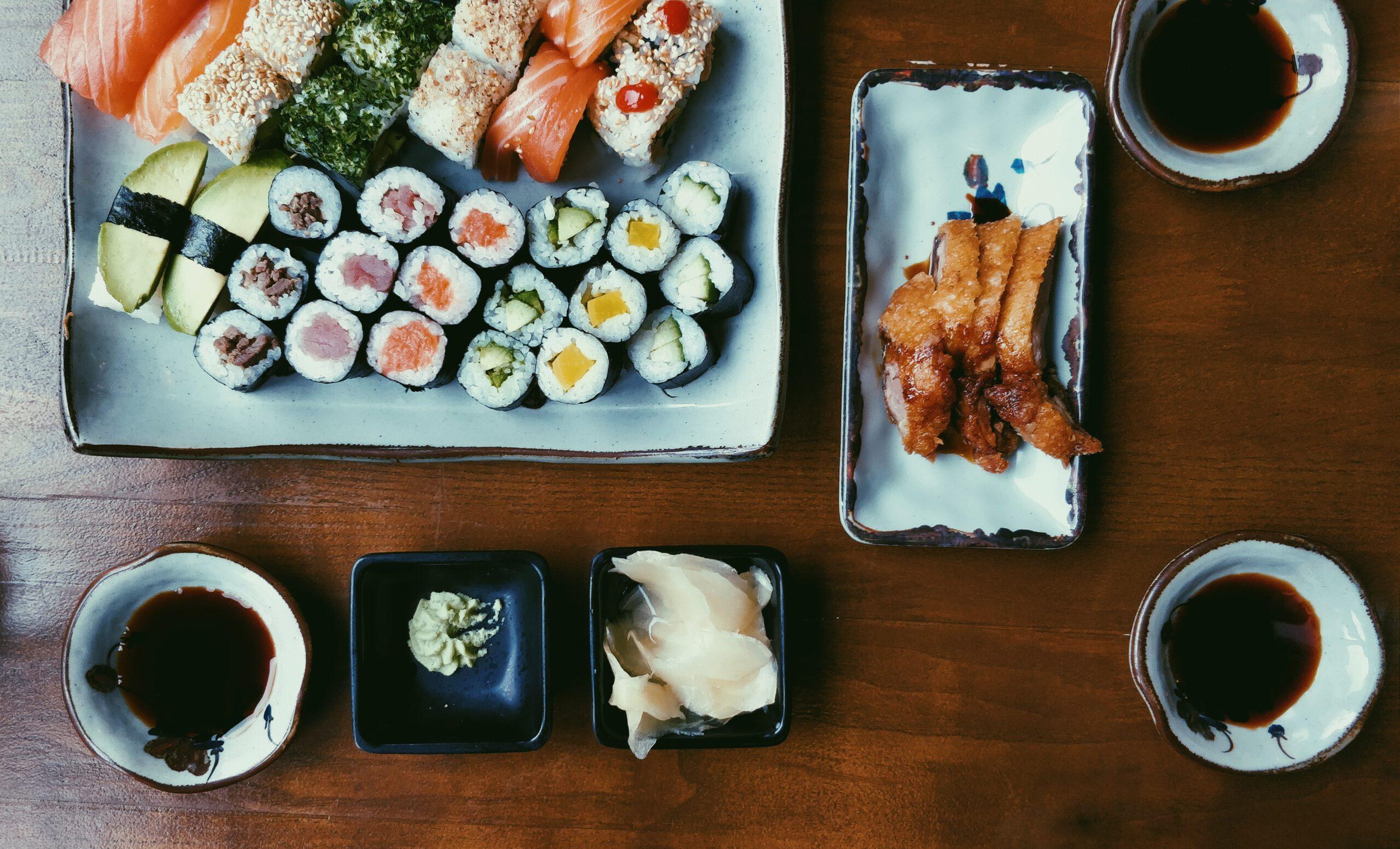 Asia-sushi-bar - im Kaufland City Center