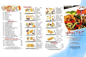 Asia Imbiss Königs Wusterhaven leckere asiatische Essen günstige Mittagessen feine japanische Sushi