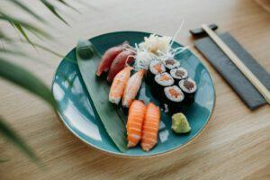 Asia Imbiss Wuppertal leckere asiatische Essen günstige Mittagessen feine japanische Sushi