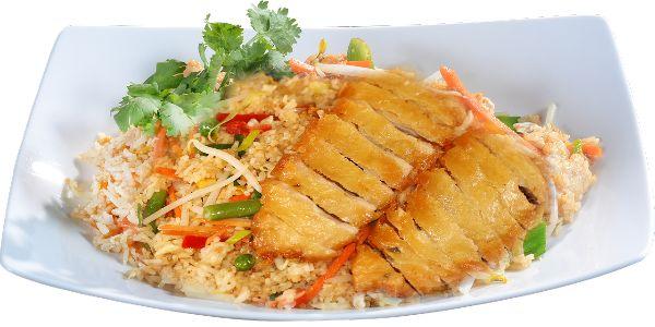 Asia Imbiss leckere Essen frische Sushi feine köstliche günstige Mittagessen tolle warme Gerichte