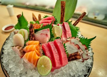Asia Sushi Bar VanTat beste frische Sushi günstige asiatische gesunde Sushi