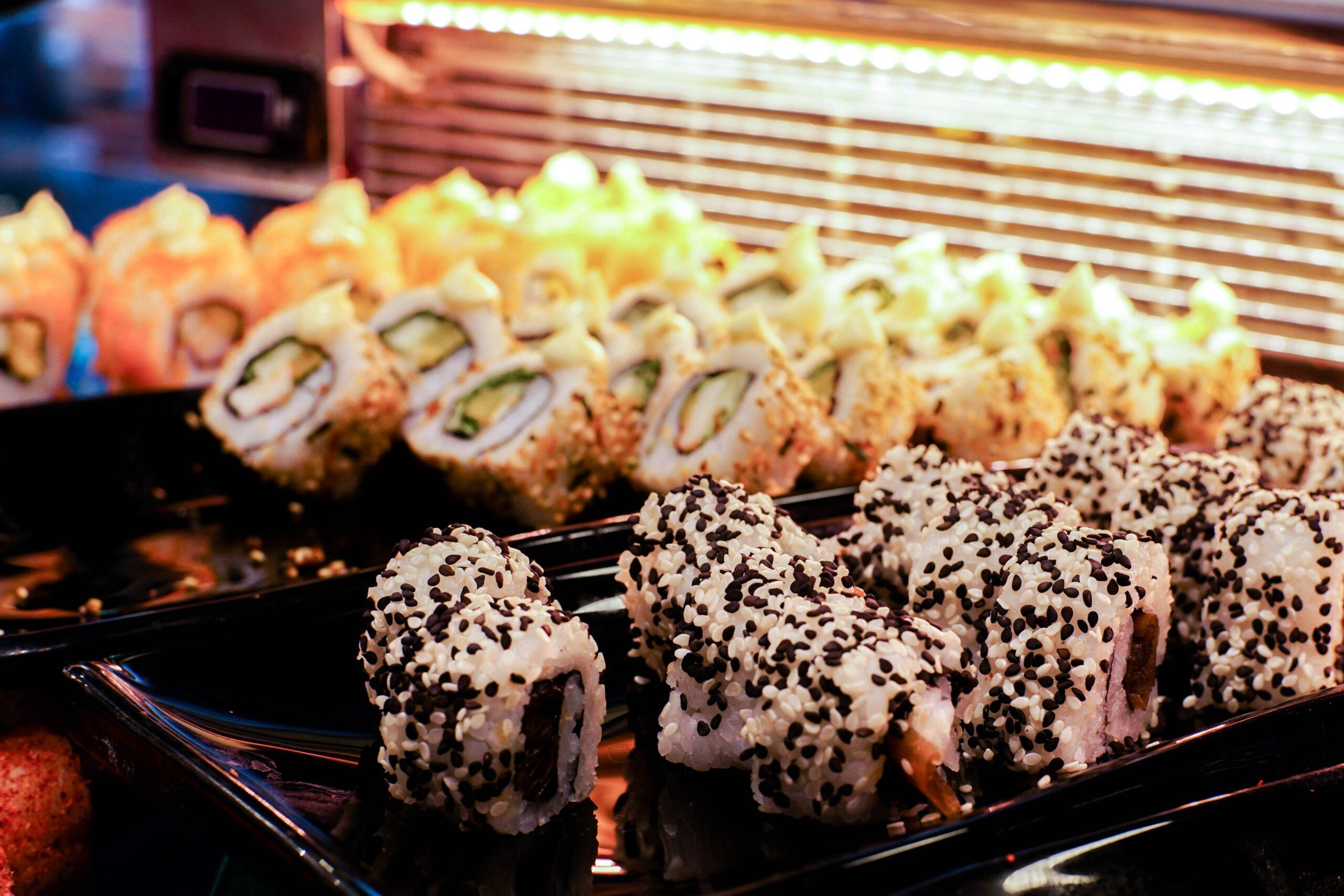 Asia-sushi-bar im Kaufland Königs Wusterhausen