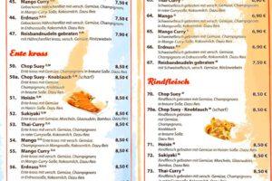 bestes Asia Imbiss Osnabrück leckere fische asiatische frische Sushi Gerichte günstige Mittagessen